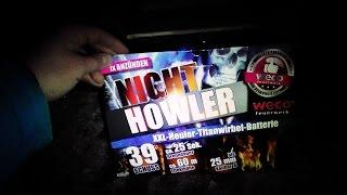 Download LIDL 19,99€ | Night Howler Batterie von Weco Feuerwerk [Full HD/50fps] Video