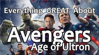 Download Everything GREAT About Avengers: Age of Ultron! Video