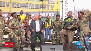 Download The ANC's decline debated Video