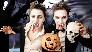 Download SkillTwins Ultimate Halloween Party! Video