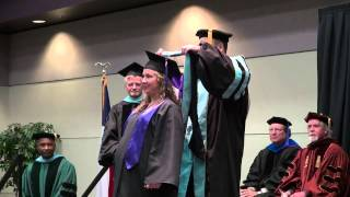 Download College of Education - Master's Hooding Ceremony - Fall 2012 Video