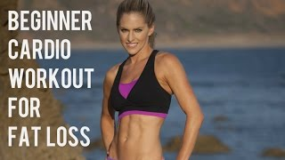 Download 10 Minute Beginner Low Impact Cardio Workout For Fat Loss Video