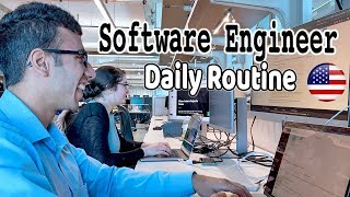 Download Indian Software Engineer USA: DAILY ROUTINE (Intern Edition) Video