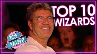 Download Best Illusionists Around The World on Got Talent   Top Talent Video