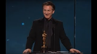 Download Sean Penn winning Best Actor for ″Milk″ Video