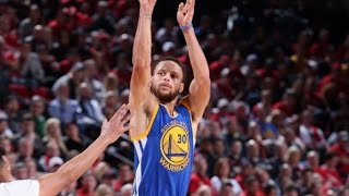 Download Stephen Curry Puts Up 37/7/8 in Game 4 Win vs. Blazers | April 24, 2017 Video
