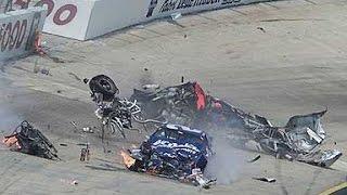 Download Top 5 HARDEST Crashes @ Bristol Video
