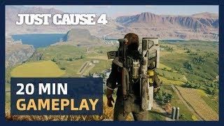 Download Just Cause 4: 20 Minutes Live Gameplay Presentation [ESRB] Video