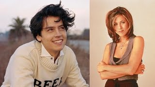 Download Cole Sprouse Reveals Why It Was Hard to Work with Jennifer Aniston on ″Friends″ Video