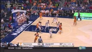Download Highlights: Vols 67, Vanderbilt 65 (2016 SEC Tournament) Video
