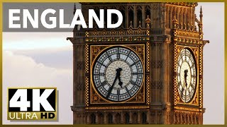 Download ENGLAND stock footage & LONDON Top Tourist Destinations in 4k Ultra HD Video