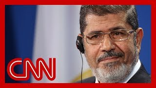 Download Mohamed Morsy, ousted Egyptian president, dies in court Video