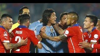 Download Comentarista argentino insultó a todos por la roja a Cavani - Uruguay vs Chile CA 2015 Video