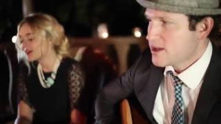 Download Fly Me to the Moon/Lucky (Sinatra/Jason Mraz & Colbie Caillat MASHUP) Rick Hale & Breea Guttery Video