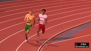 Download Baylor vs Texas Tech 4x400m | 2017 Big 12 Track & Field Championship Video