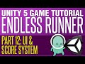 Download Unity Endless Runner Tutorial #12 - Score & High Score System Video