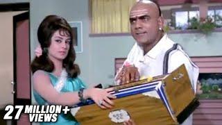 Download Ek Chatur Naar - Padosan - Saira Banu, Sunil Dutt & Kishore Kumar - Classic Old Hindi Songs Video
