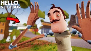 Download The Neighbor TURNS INTO A DUMMY!!! | Hello Neighbor (Mods) Video
