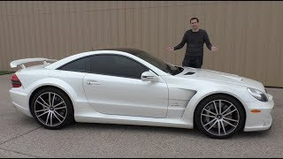 Download The Mercedes SL65 AMG Black Series Was a $300,000 Monster Video