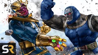 Download 20 Powerful DC Characters Who Could Defeat Thanos Video