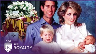Download The Early Life of Prince William and Prince Harry | Real Royalty Video