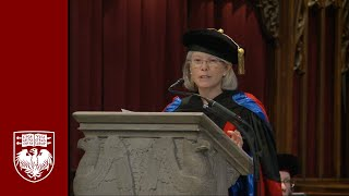 Download The 529th Convocation Address, University Ceremony - The University of Chicago Video