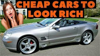 Download 6 Cheap Cars that make you look RICH! - Under 15K!!! Video