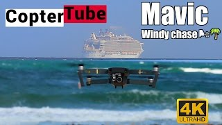 Download Very windy💨 Cruise chase 🛳 with the Dji Mavic 🚁 😳 Video