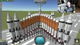 Download KSP Diving Into Sun & Racing to The Mun Video