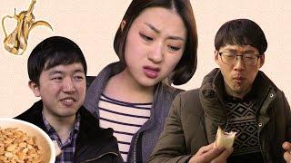 Download Koreans Taste Arabic Snacks | كورييون يجرّبوا أكل عربي لأول مرة Video