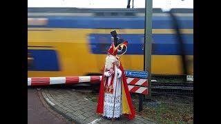 Download Sinterklaas op pad met Incidentenbestrijders van ProRail Video
