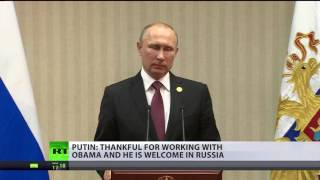Download 'We are ready to freeze oil production' - Putin on OPEC & oil output Video