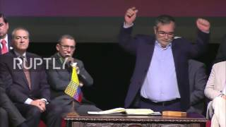 Download Colombia: FARC and government sign new peace deal Video