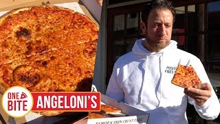 Download Barstool Pizza Review - Angeloni's Restaurant and Pizzeria (Caldwell, NJ) Video