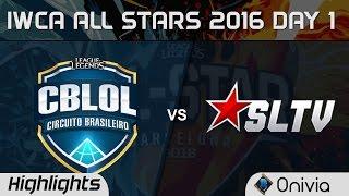 Download CBLOL vs LCL Highlights IWCA Barcelona 2016 D1 Brazil vs CIS Video