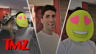 Download Catfish' Nev Schulman's SUPER CUTE Airport Pick Up | TMZ Video