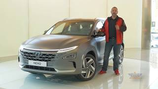 Download 2018 Hyundai NEXO Hydrogen Fuel Cell Car Review Video
