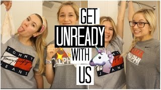 Download GET UNREADY WITH US | Night Routine 2017 ft. Danielle Marie Carolan Video