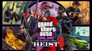 Download grand theft auto 5 the diamond casino heist live stream Video