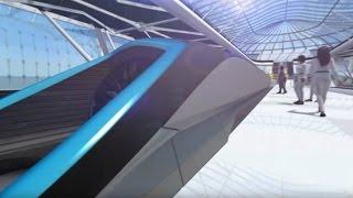 Download 360 Video - Take a ride on Elon Musk's Hyperloop Video