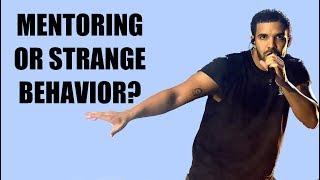 Download Drake is being creepy, again Video