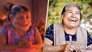 Download Los personajes reales de la película de ″Coco″ Video