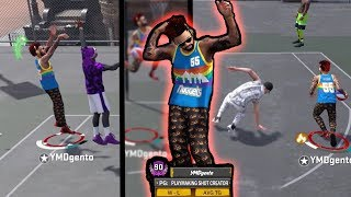 Download FRIEND PULLS UP TO GET DROPPED! 4x Ankle Breakers! Game Winner Buzzer Beater 3! NBA 2k18 Playground Video