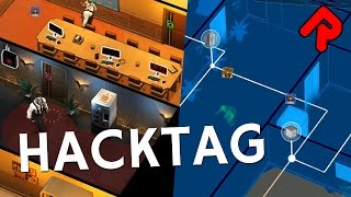 Download Hacktag gameplay: Co-op stealth hacking game!   Let's play Hacktag beta (with Pete Nu) Video