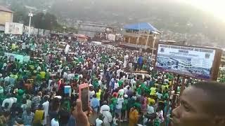 Download Freetown Welcomes HE Julius Maada Bio October 2017 Video