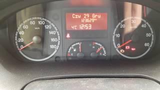 Download DUCATO Kasowanie kontrolki oleju po wymianie oleju Fiat Ducato 2011r Video