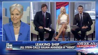 Download Jill Stein Returned to Fox News & Demolished Them Again Video