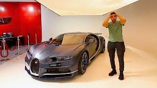 Download A Special $3.4m Bugatti Chiron ... Video