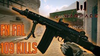 Download WARFACE 109 KILLS COM A NOVA FN FAL DSA-58 Video