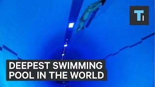 Download Deepest swimming pool in the world Video